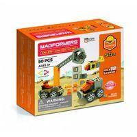 Klocki konstrukcyjne zestaw konstrukcyjny marki Magformers