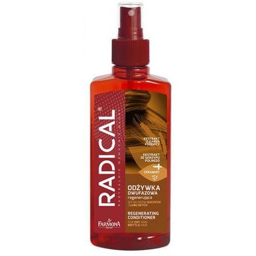 Farmona radical odżywka dwufazowa regenerująca do włosów suchych i łamliwych (200 ml) - Znakomita promocja