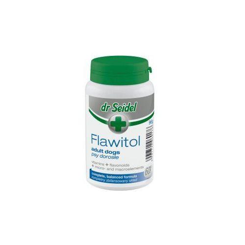Flawitol witaminy dla psów dorosłych 60 tabletek