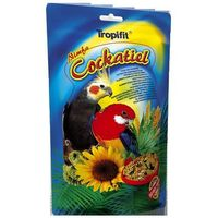 Tropical Tropifit cocatiel pokarm dla nimfy 700g