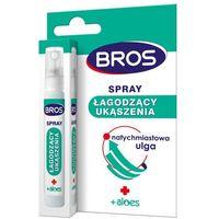 Spray BROS Spray łagodzący ukąszenia z Aloesem 8ml