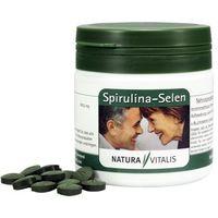 Spirulina + Selen - naturalna lekkość bytu