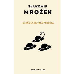 Romanse, literatura kobieca i obyczajowa  Noir Sur Blanc