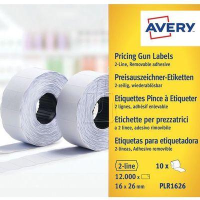 Etykiety do nadruku Avery-Zweckform Pasaż Biurowy