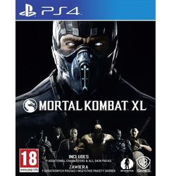 Mortal Kombat XL (PS4)