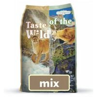 Taste of the wild canyon river 7 kg + rocky mountain 7 kg
