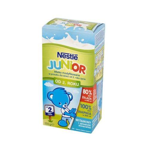 Nestle junior 350g mleko modyfikowane dla dzieci od 2 roku życia Nan