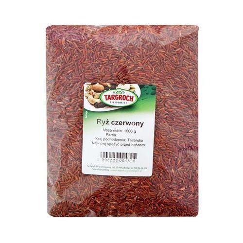 Targroch 1kg ryż czerwony