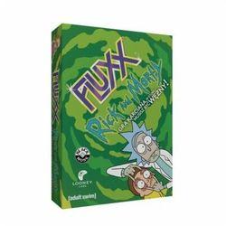 Gra Fluxx Rick and Morty + PREZENT do zakupów za min.30 zł.