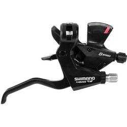 Shimano ST-M310 Dźwignia hamulca / przerzutki 8-prędkości prawe, black 2020 Dźwignie hamulców tarczowych