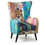 B2b partner Krzesło patchwork- uszak