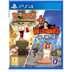 Activision Gra ps4 worms battlegrounds eng darmowy odbiór w 19 miastach!