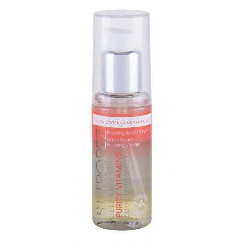 St.Tropez Self Tan Purity Vitamins Bronzing Water Serum samoopalacz 50 ml dla kobiet - Najtaniej w sieci