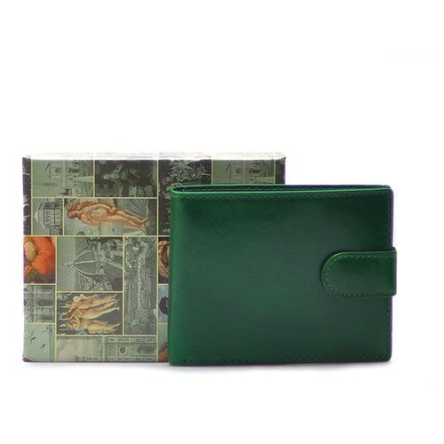 3c108a548ed34 Portfel męski h005 zielony lico Barberini  39 s (Barberini s) opinie ...