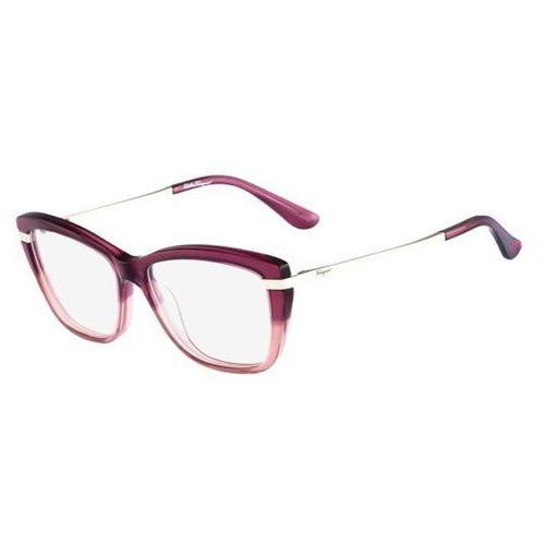 Okulary Korekcyjne Salvatore Ferragamo SF 2730 524