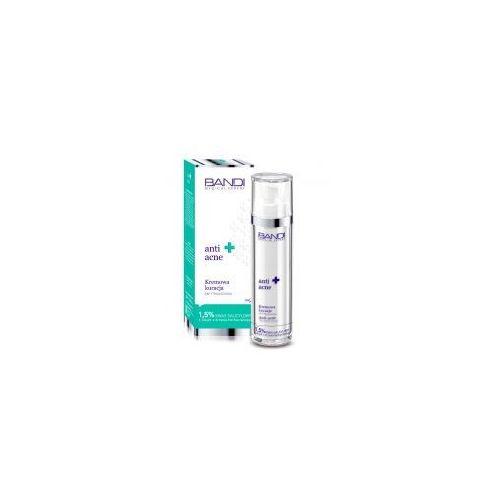 Medical expert, anti acne, kremowa kuracja antytrądzikowa, 50ml Bandi