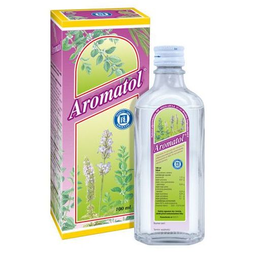 Aromatol płyn 100 ml Hasco-lek