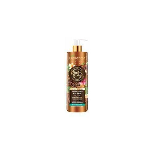 Bielenda Magic Bronze, rozświetlający balsam brązujący, 250ml - Najlepsza oferta