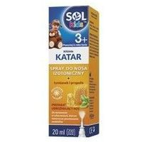 Spray SOLKIDS KATAR Spray do nosa 20ml