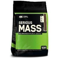 OPTIMUM NUTRITION Serious Mass - 5500 g - Czekoladowe masło orzechowe