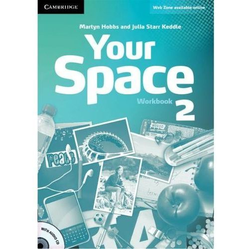 Your Space 2 Ćwiczenia + CD (96 str.)