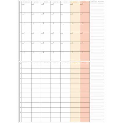 Kalendarze PLANOWAKI.PL MaxiMat- maty pod krzesła
