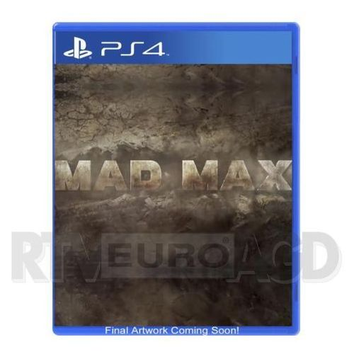 Mad Max (PS4)