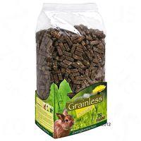 Jr farm grainless complete pokarm dla królików miniaturowych - 15 kg| darmowa dostawa od 89 zł i super promocje od zooplus!