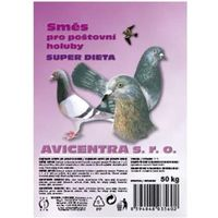 holub super dieta - 25kg marki Avicentra