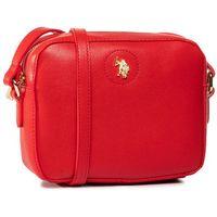 Torebka U.S. POLO ASSN. - Jones S Crossbody Bag BEUJE0668WVP400 Red