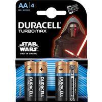 Duracell Bateria  turbo powercheck lr6/aa mn1500 k4 (5000394010338)