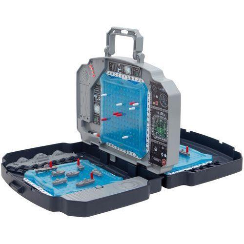 Simba elektroniczna gra w okręty statki w walizce światło i dźwięki (4006592043216)