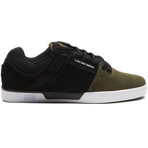 Nowe buty DVS GETZ+ Olive/Blk/Suede, rozmiar 41/26 cm