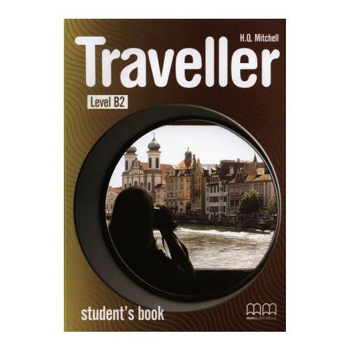 Traveller B2 Student's Book (183 str.)
