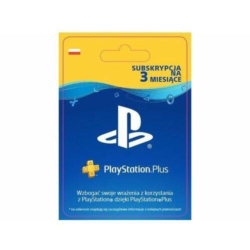SONY PlayStation Plus 90 dni - OEM
