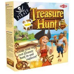 Piraci - poszukiwacze skarbów. Wiek: 5+