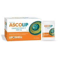 Ascolip liposomalna witamina C 5 g - 30 saszetek
