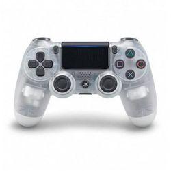 Sony dualshock4 do ps4 crystal range v2 krystaliczny srebrny
