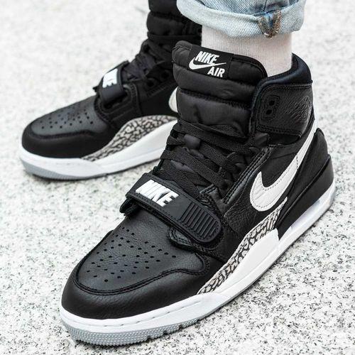 Buty sportowe męskie air jordan legacy 312 (av3922-001) marki Nike