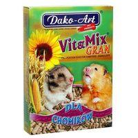 DAKO-ART Vit&Mix Gran - pokarm granulowany dla chomików 500g
