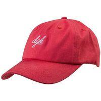 czapka z daszkiem DGK - Loud Strapback Coral (CORAL)