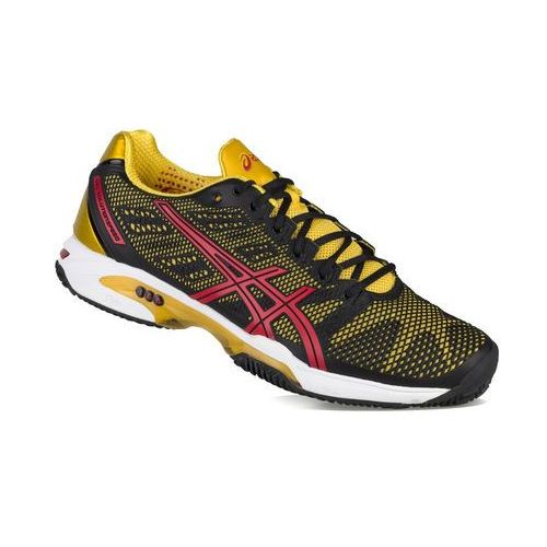 Asics Gel-Solution Speed 2 Clay E401Y-9023, kolor czarny