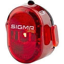 SIGMA SPORT Nugget II Oświetlenie czerwony/czarny 2018 Oświetlenie rowerowe - zestawy