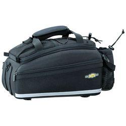 Topeak trunk bag ex strap type torba na bagażnik, black 2020 torby na bagażnik