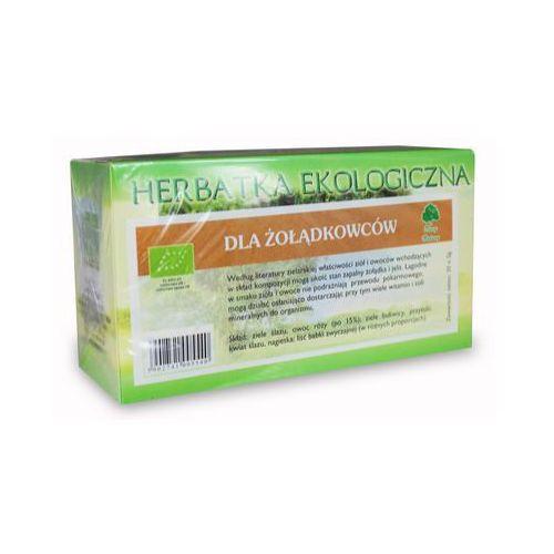 Herbatka dla żołądkowców 20 saszetek po 2g Dary natury