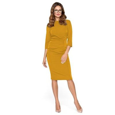 dc97a7451a suknie sukienki sukienka irys bez w kwiaty Kartes Moda ceny