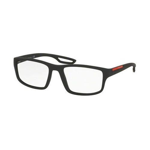Okulary korekcyjne ps09gv dg01o1 Prada linea rossa