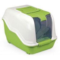 MPS Toaleta Netta biało-zielona 54x39x40cm