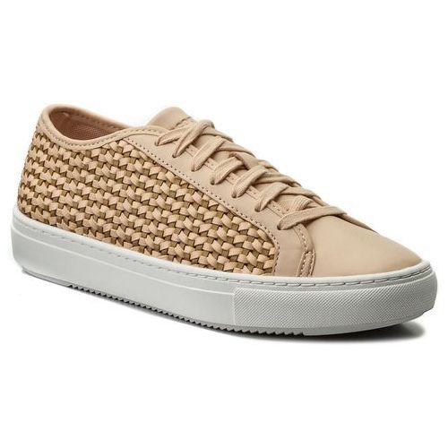 Sneakersy - jane woven 1810030 peach puree/tan, Le coq sportif, 36-41