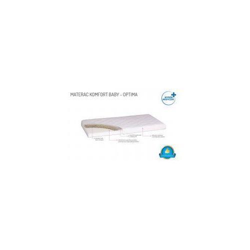 Materac do łóżeczka Komfort Baby Optima, 5138
